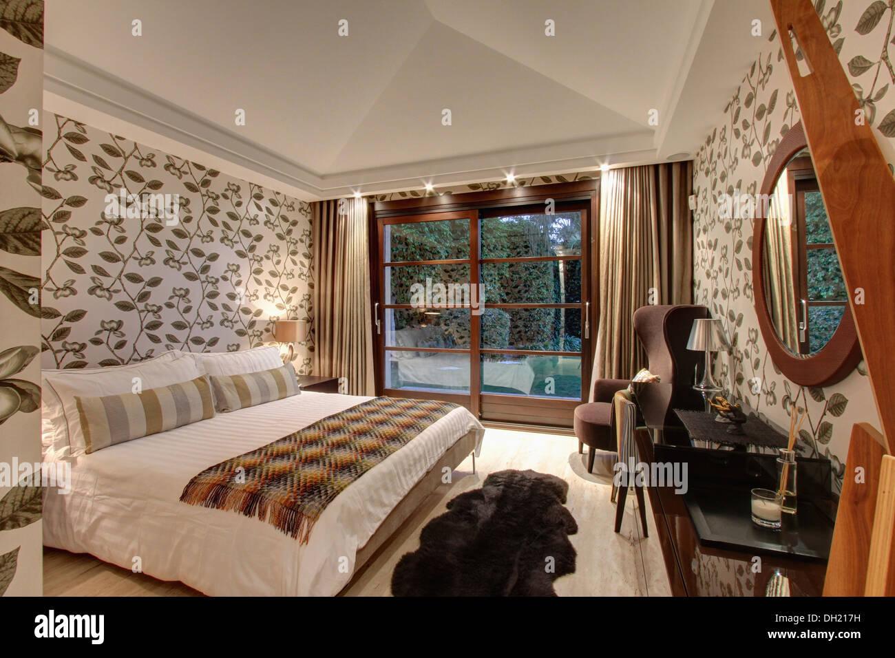 Spanish Bedroom Furniture Furniture Rugs Lighting Stock Photos Furniture Rugs Lighting