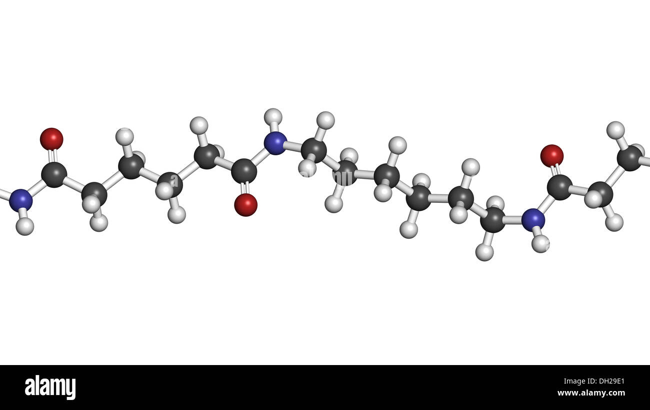 Rights Reserved Nylon Molecular Structure 108