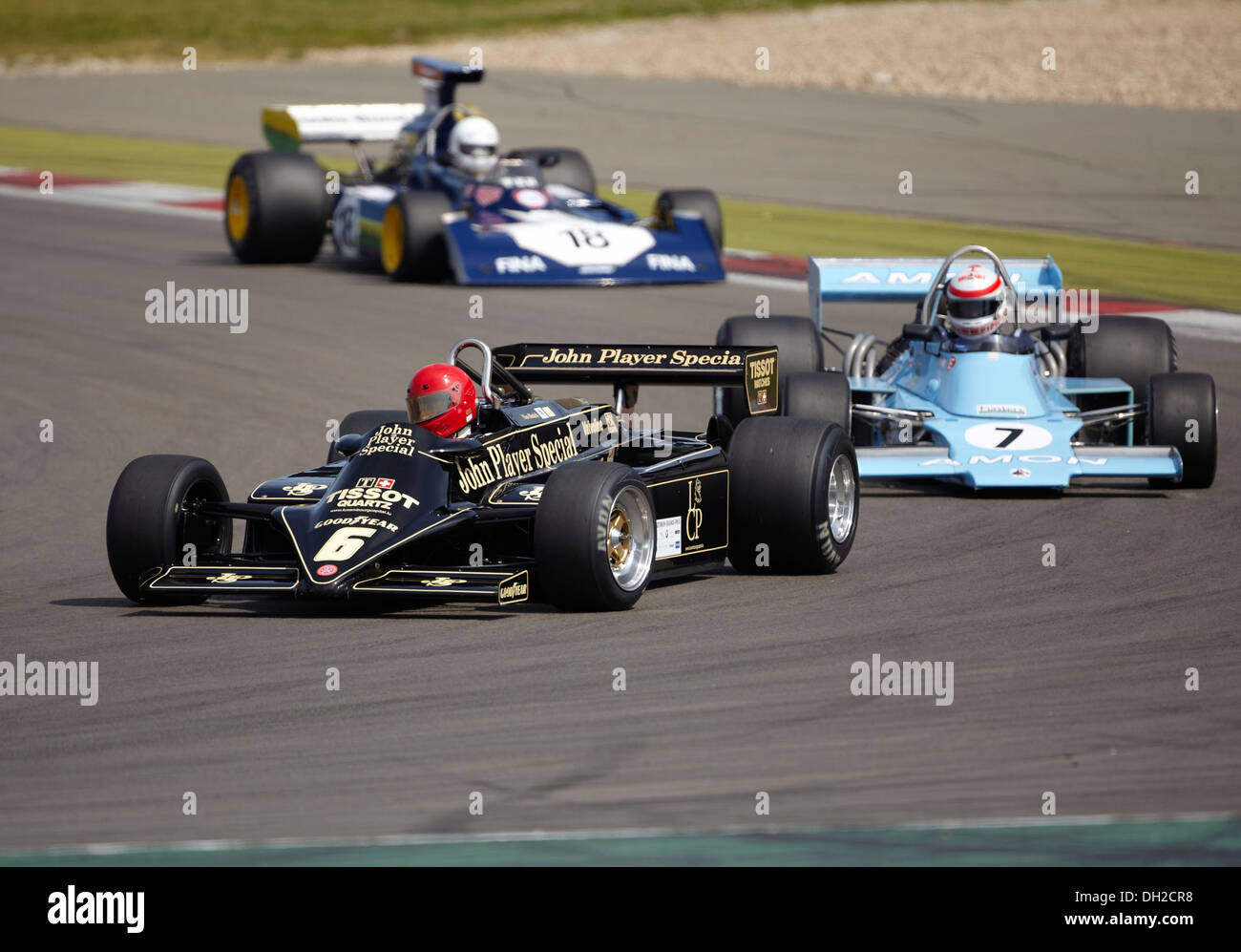 Historic Formula 3 Stock Photos & Historic Formula 3 Stock Images ...