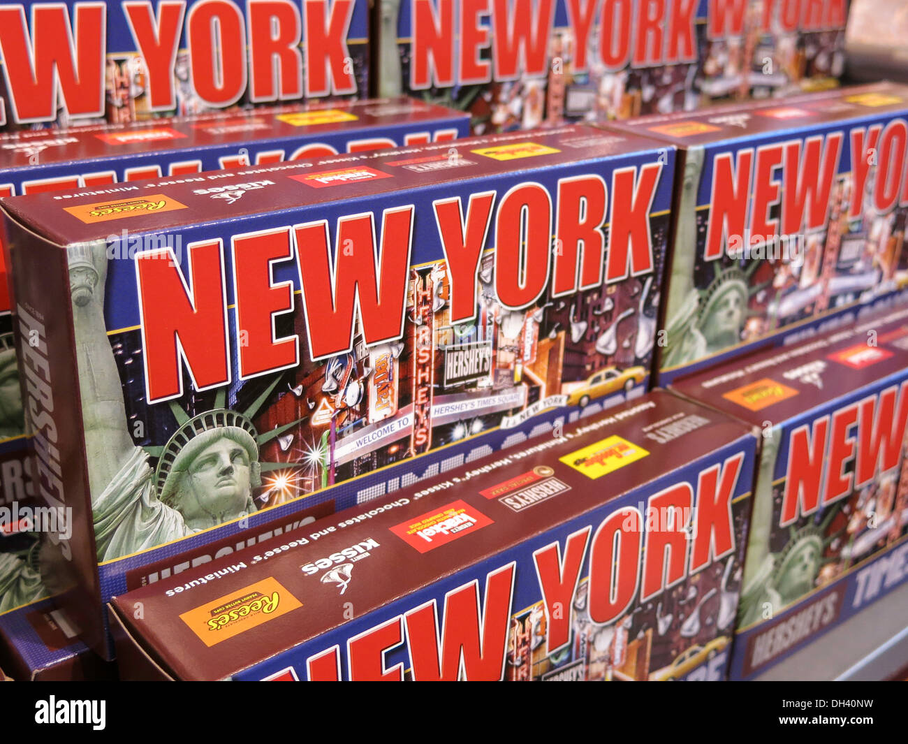 Hersheys Chocolate World Store Stock Photos & Hersheys Chocolate ...