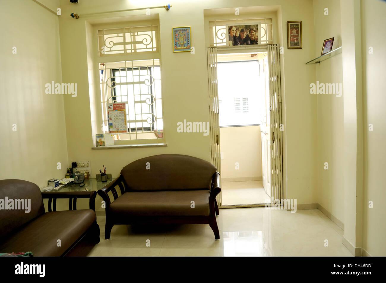 Interior of living room of house at mumbai maharashtra - The living room mumbai maharashtra ...