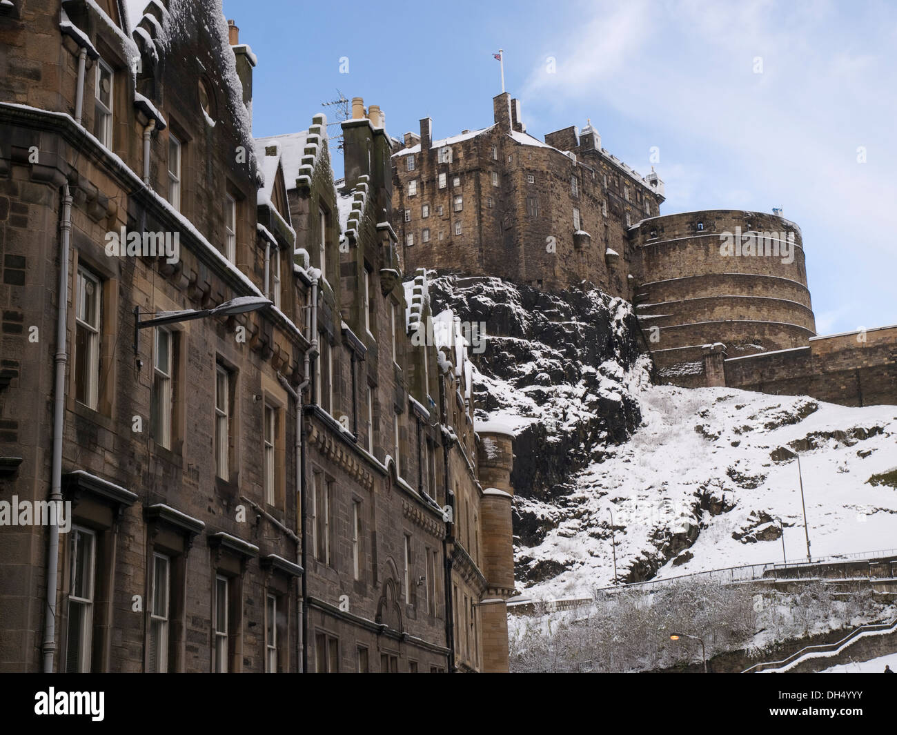 stock edinburgh castle - photo #1