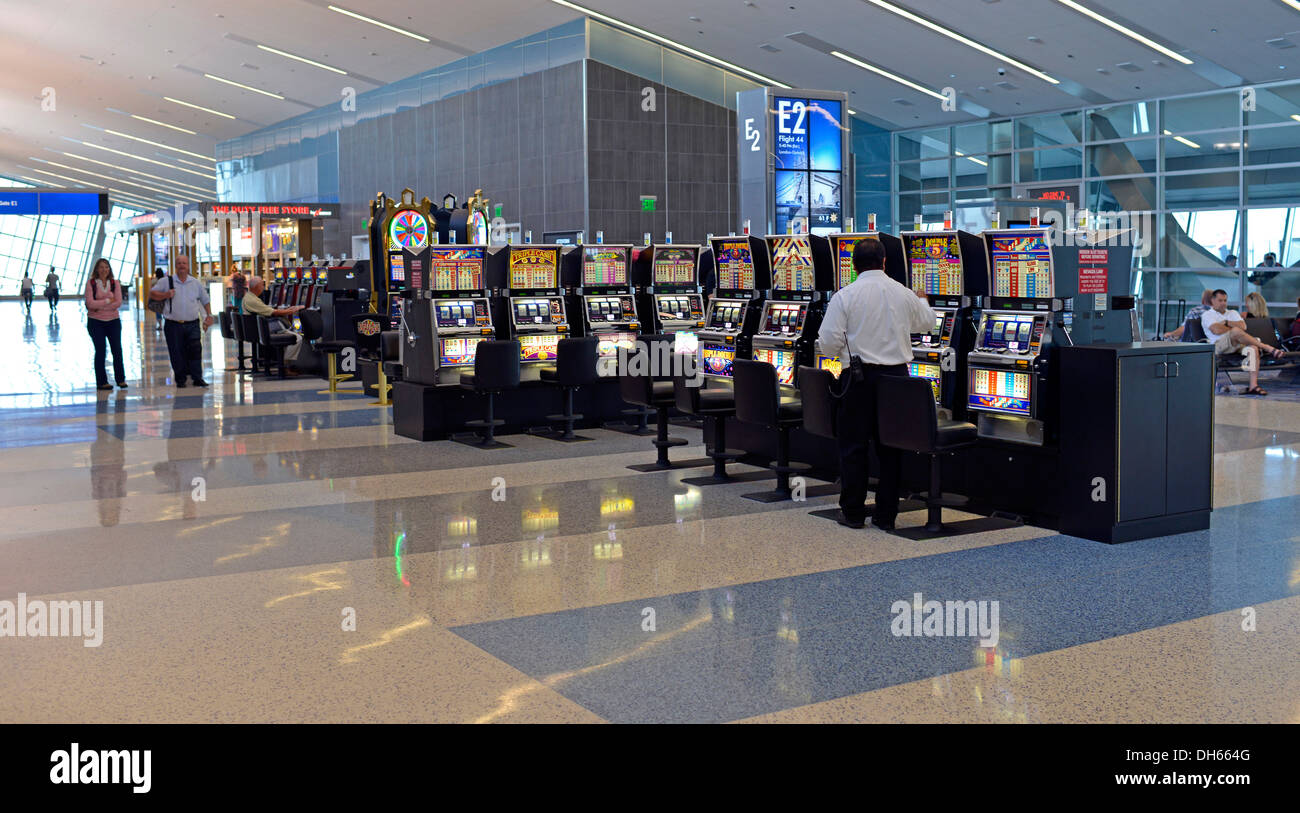 Best slot machines in las vegas airport kansas speedway casino