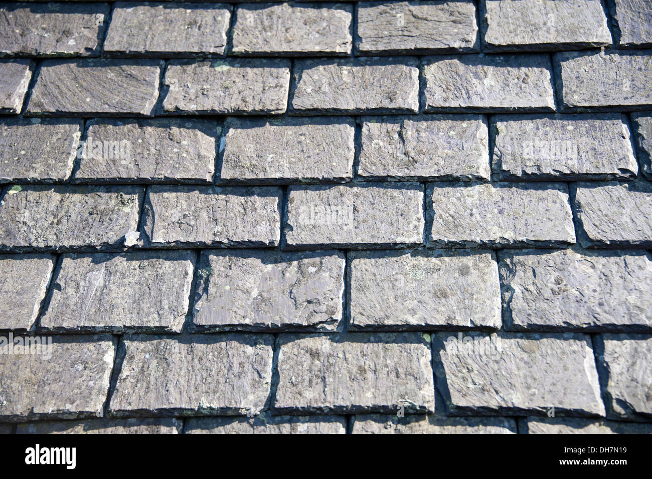 traditional welsh slate roof slates quality thick wales stock photo 62250421 alamy. Black Bedroom Furniture Sets. Home Design Ideas