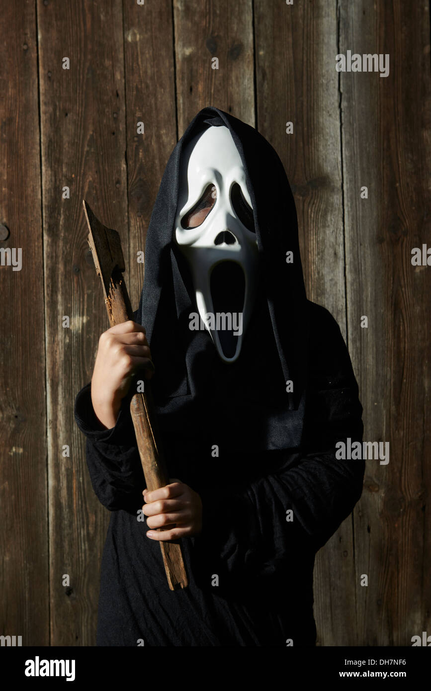 Scream Mask Stock Photos & Scream Mask Stock Images - Alamy