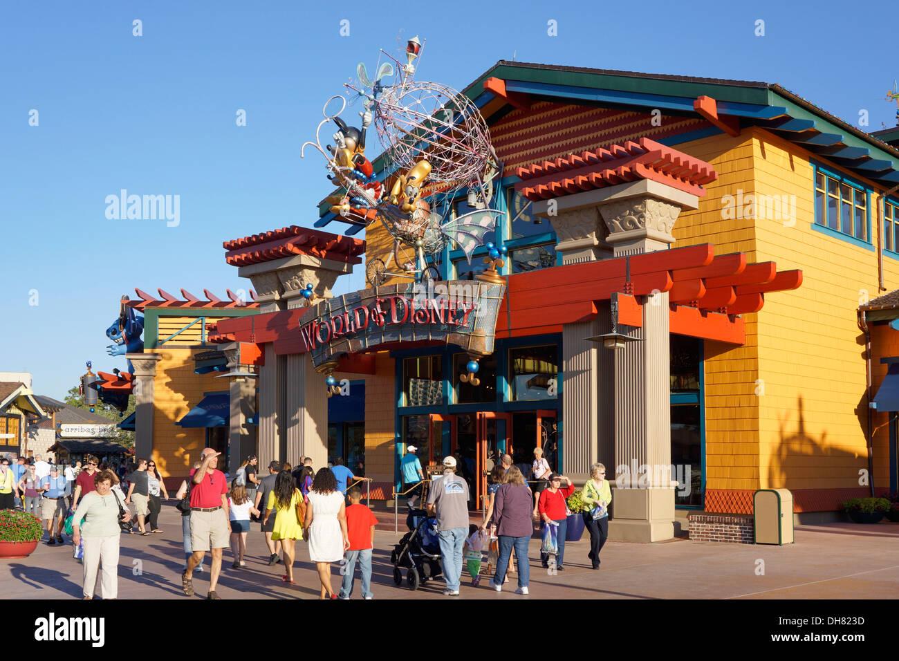 World of Disney Store, Downtown Disney, Disney World ...