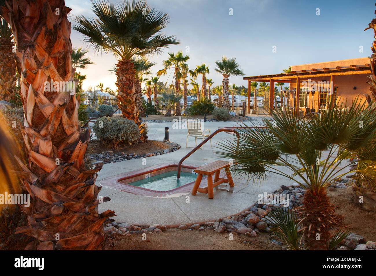 Springs At Borrego Rv Resort Borrego Springs Anza