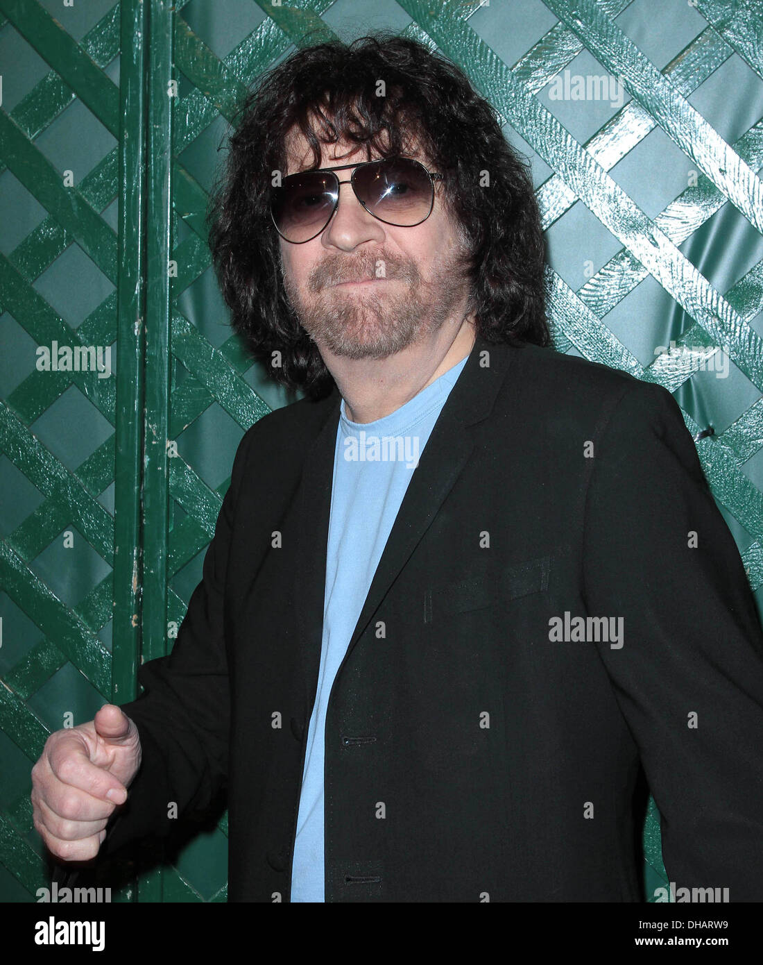 Jeff Lynne Sir Paul McCartney Holds A Private Party To Premiere His Latest  Video U0027My Valentineu0027   Arrivals Los Angeles