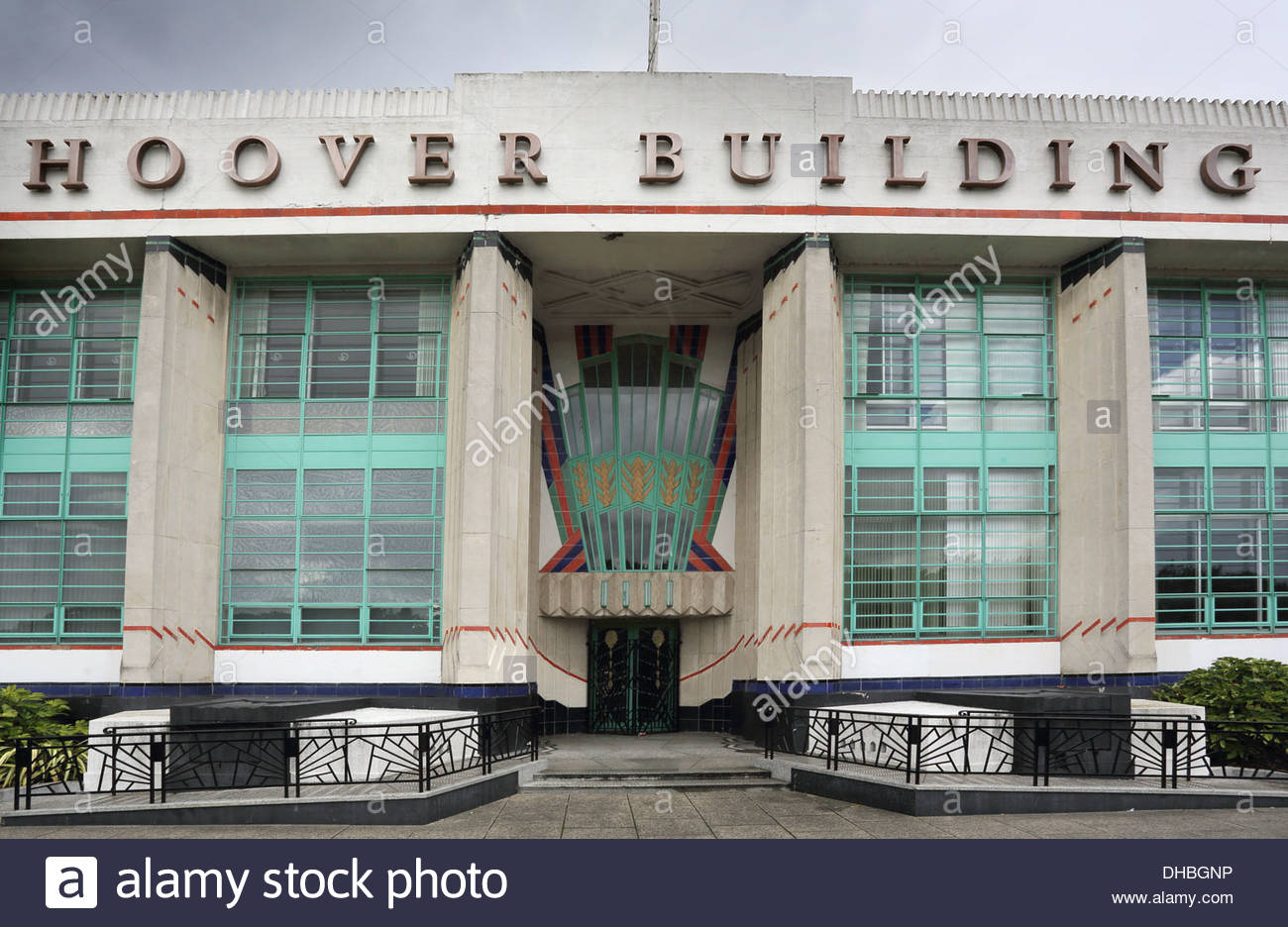 the art deco hoover building in north london stock photo royalty free image 62334882 alamy. Black Bedroom Furniture Sets. Home Design Ideas