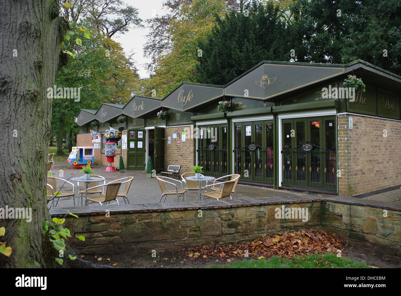 Abington Park Cafe Northampton