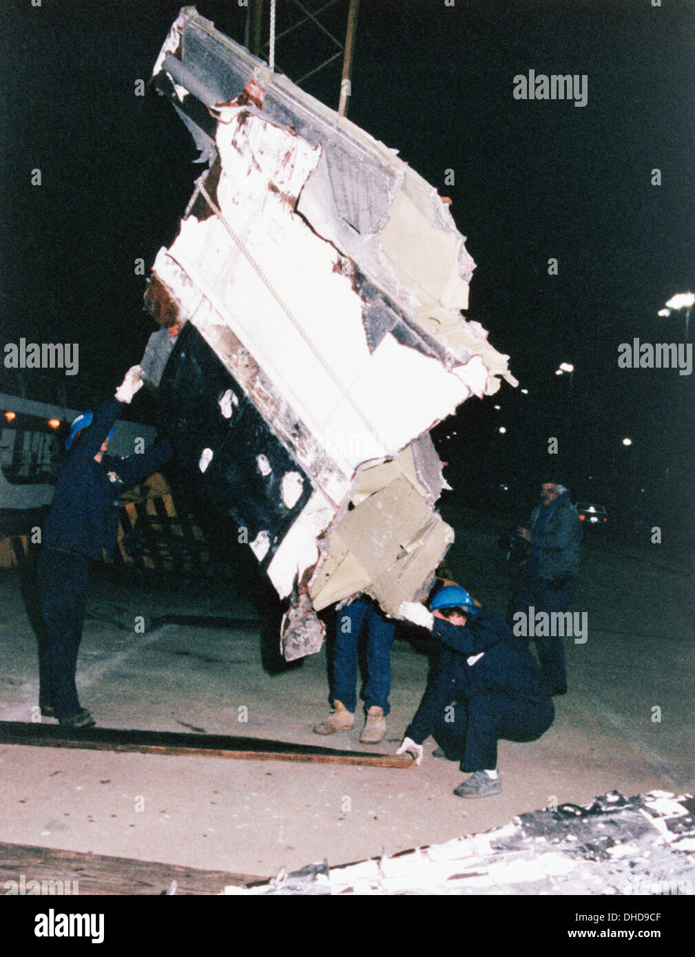 space shuttle challenger wreck - photo #31