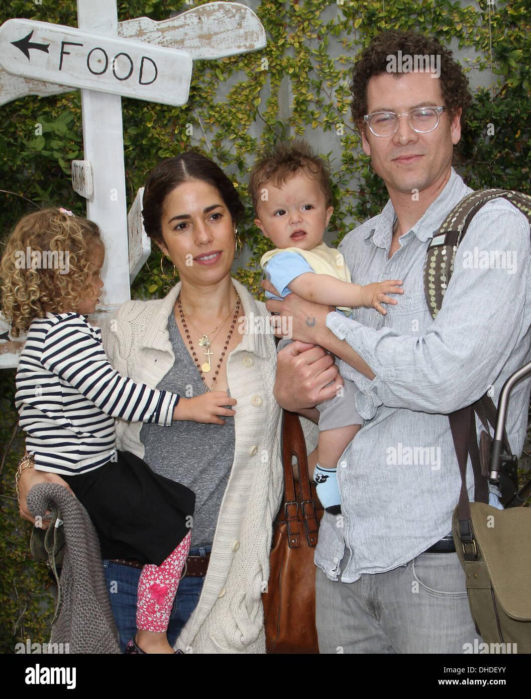 Paloma Lebenzon Anna Ortiz Rafael Lebenzon and Noah Lebenzon at ...