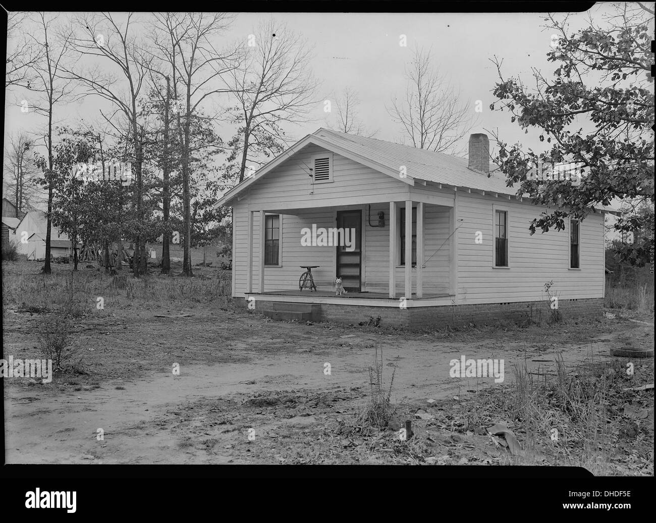 High Point, North Carolina   Housing. Homes Of Skilled Furniture Workers In  Tomlinson Chair Mfg. Company, High Point... 518524