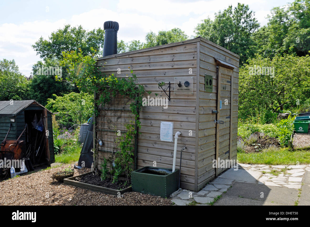 Compost Toilet Stock Photos & Compost Toilet Stock Images - Alamy
