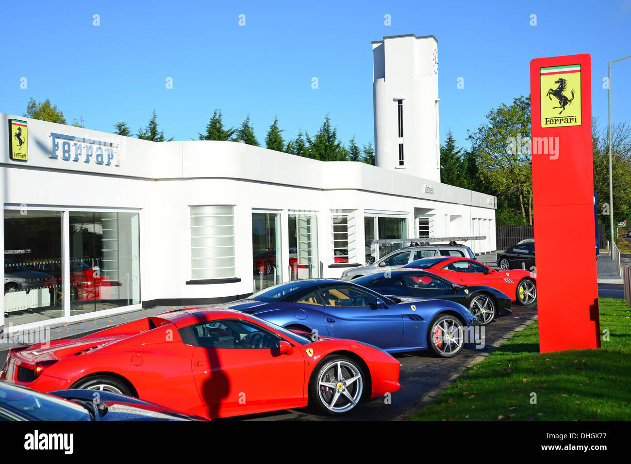 Evans Car Dealership