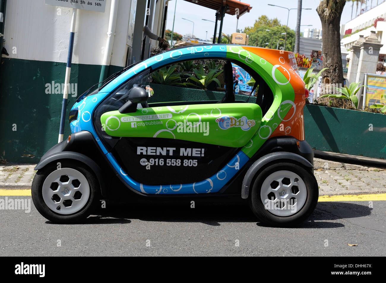 Madeira Rent A Car Funchal