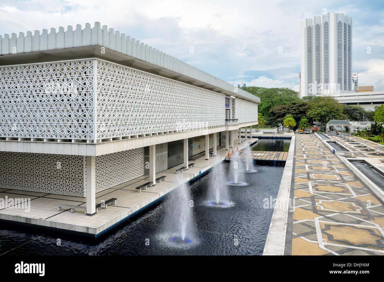 Modern religious architecture a contemporary mosque stock for Mosque exterior design
