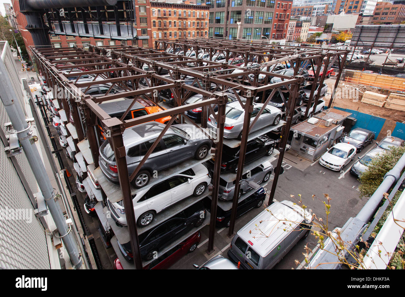 Car Storage In New York City