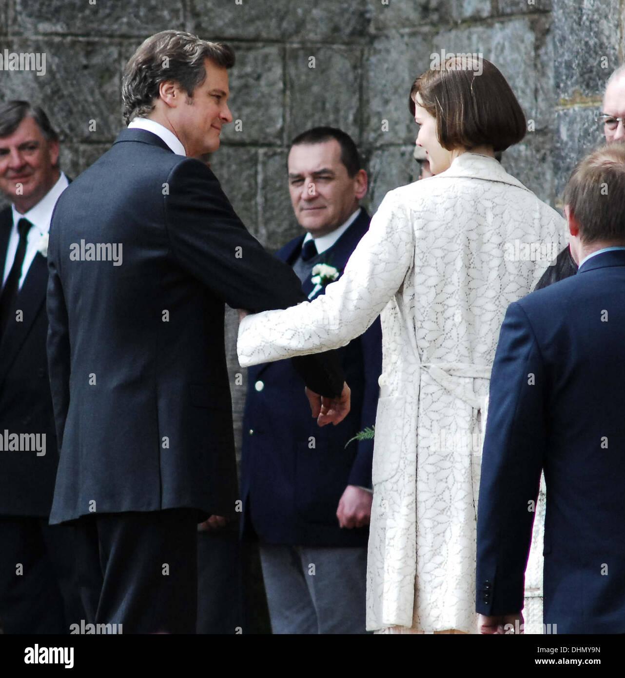 Colin Firth and Nicole...