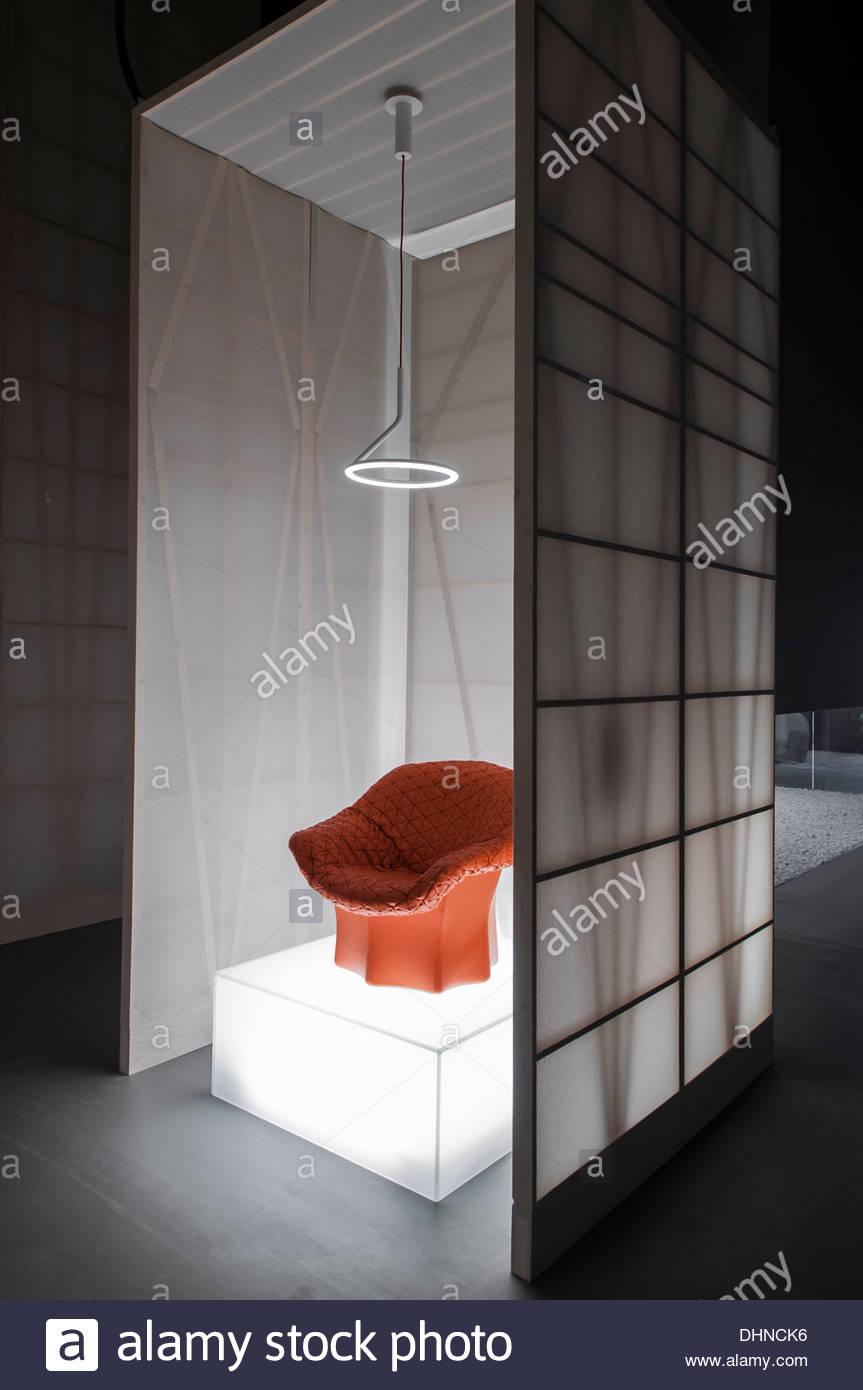 Poltrona Frau Museum,tolentino,marche,italy Stock Photo: 62551194 ...
