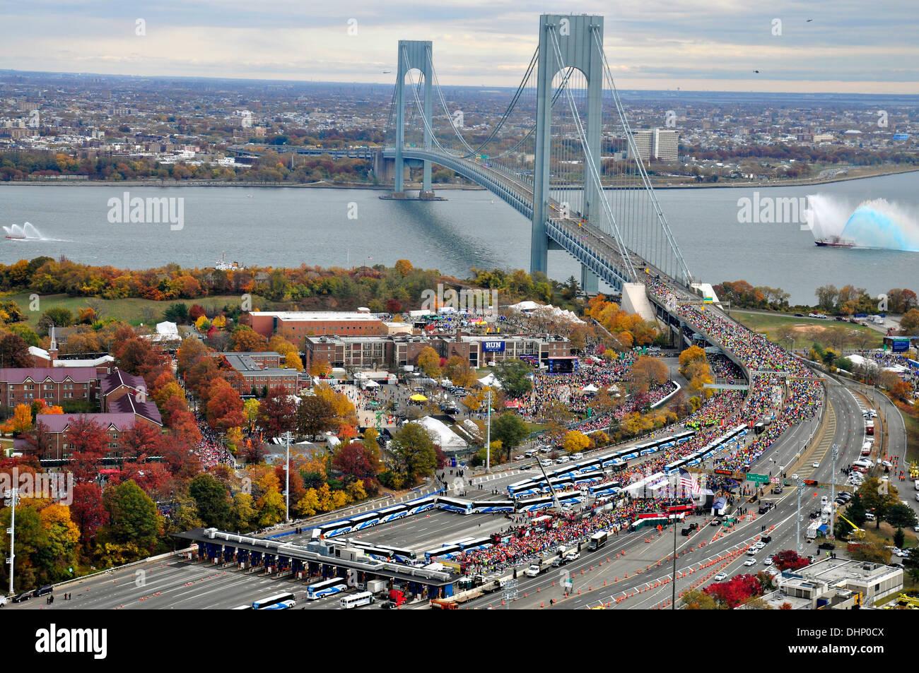 Staten Island Bridge Marathon