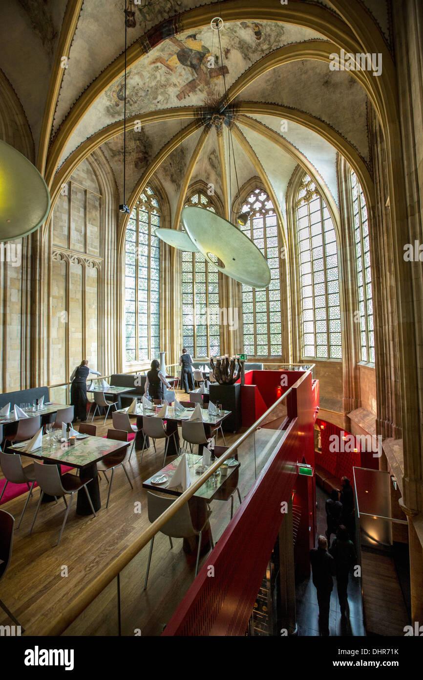 Netherlands, Maastricht, Kruisheren design Hotel in former ...