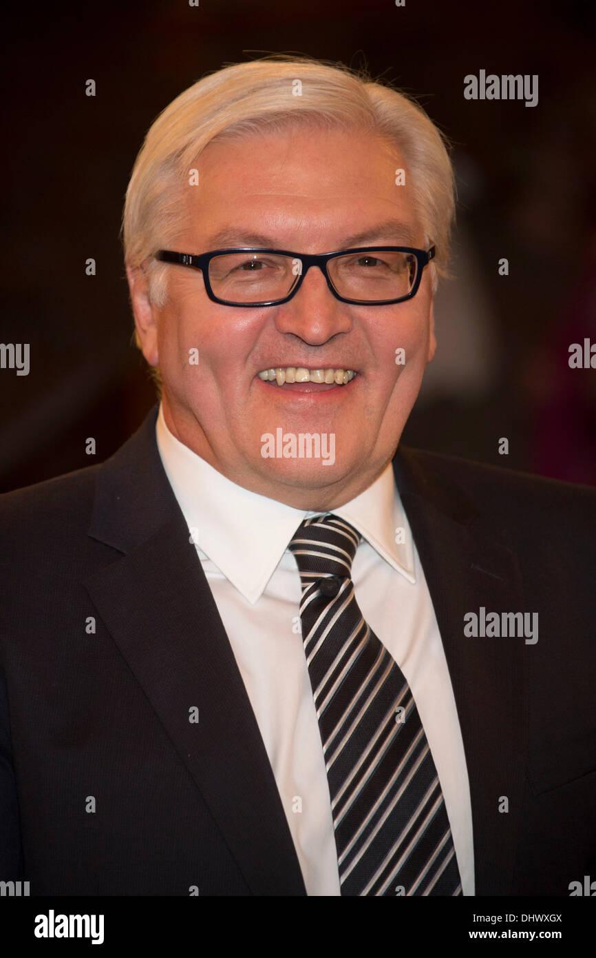 "<b>Dr. Frank-Walter</b> Steinmeier on German ZDF talkshow ""Markus Lanz"". Hamburg - dr-frank-walter-steinmeier-on-german-zdf-talkshow-markus-lanz-hamburg-DHWXGX"