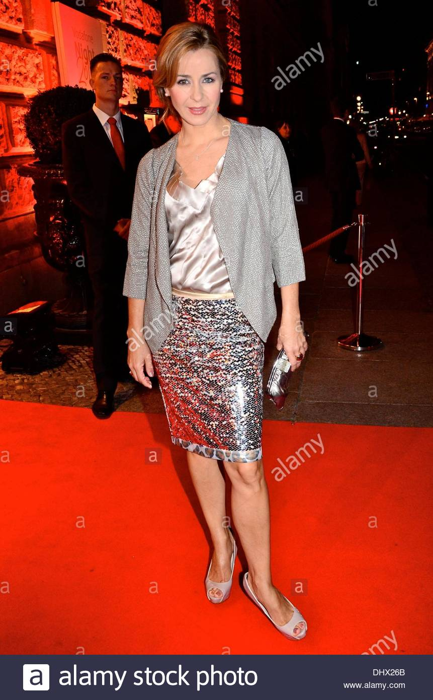 Bettina Cramer At Vodafone Night At Hotel De Rome Berlin