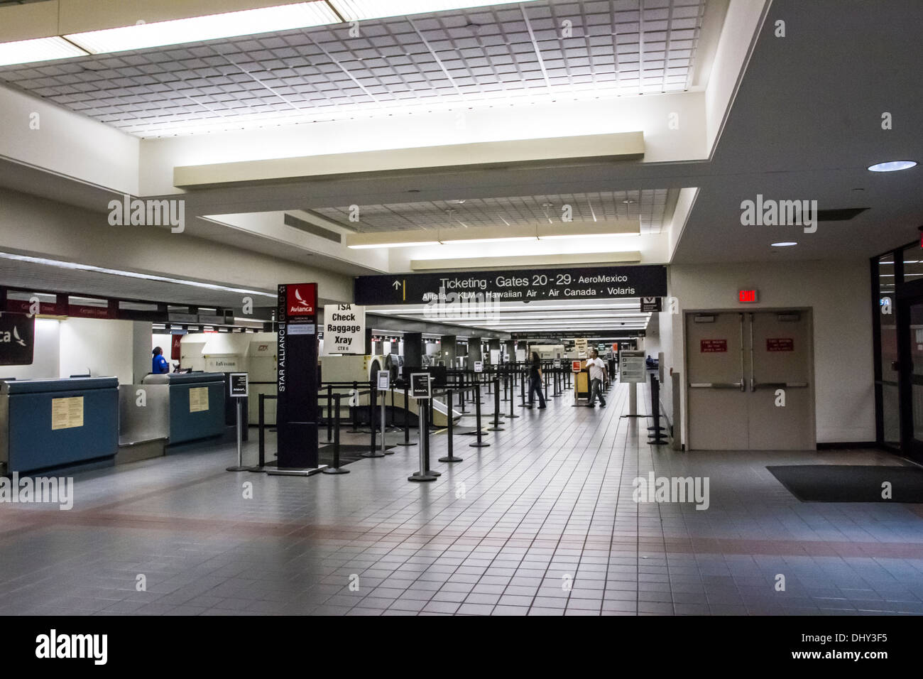 Image Gallery Lax Terminal 2 747