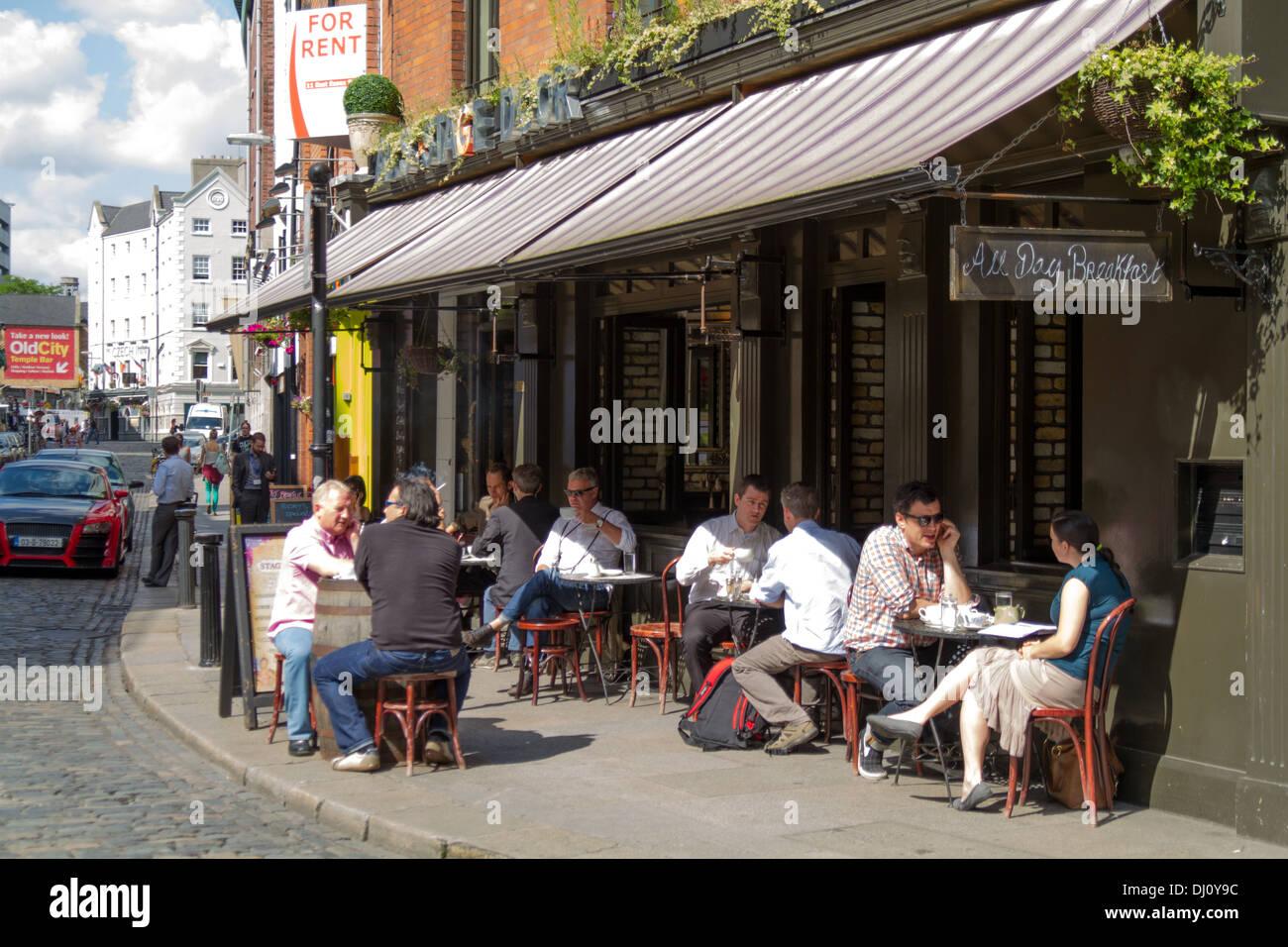 Cafe Italiano Temple Bar