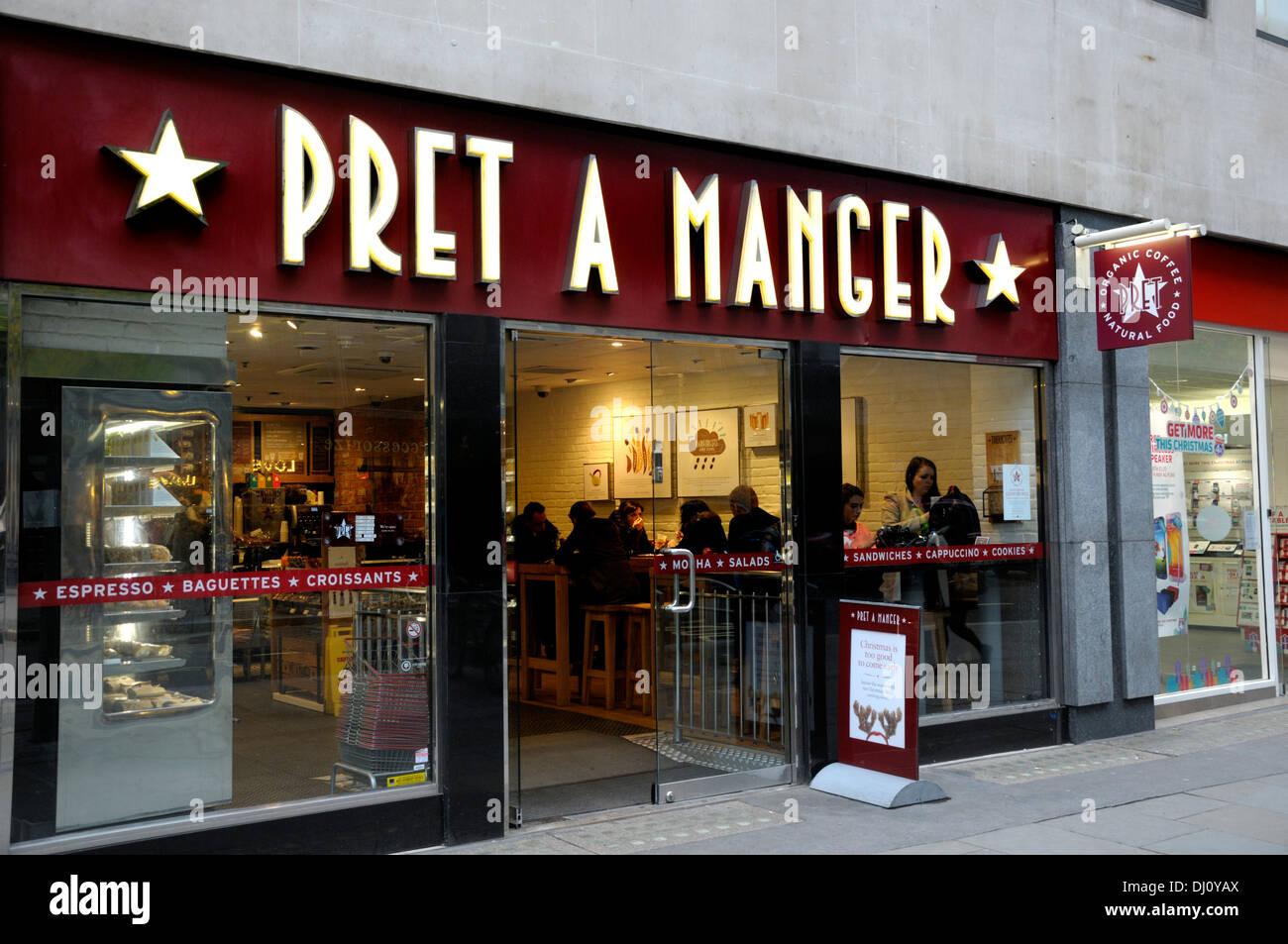 london pret a manger Pret a manger (europe) ltd, reg number 1854213 • pret a manger (usa) ltd, reg number 3836164 • pret a manger (hong kong) ltd london sw1e 5dh.
