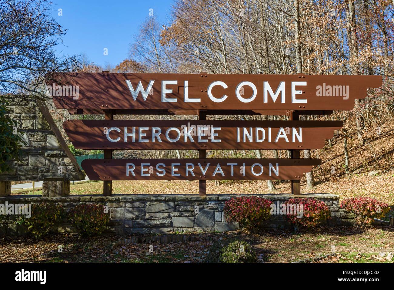 Indianerreservate