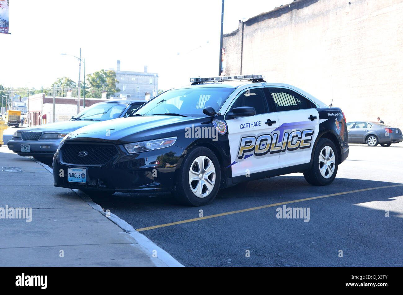 2013 Ford Taurus Police Interceptor in Carthage MO- new American Police Car replacing the Ford Crown Victoria P71 & 2013 Ford Taurus Police Interceptor in Carthage MO- new American ... markmcfarlin.com