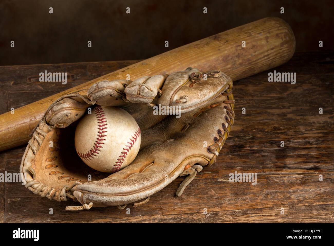 baseball glove bat and ball bing images
