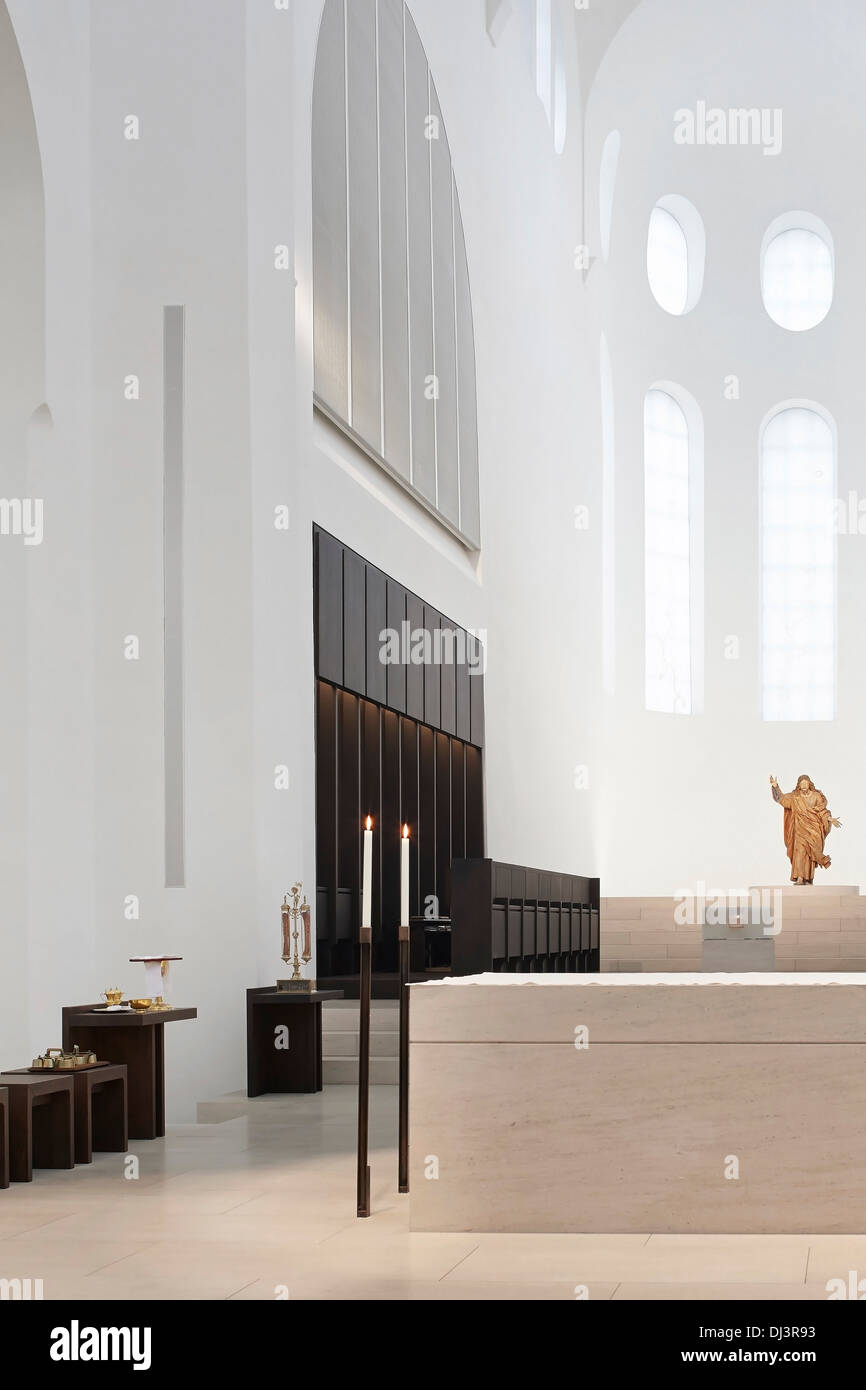 Moritzkirche augsburg germany architect john pawson for Interior design augsburg