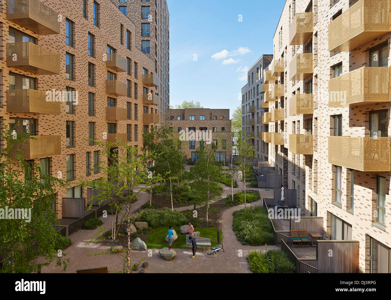 St. Andrews United Kingdom  City new picture : St Andrew's Apartment Complex Bromley by bow, London, United Kingdom ...