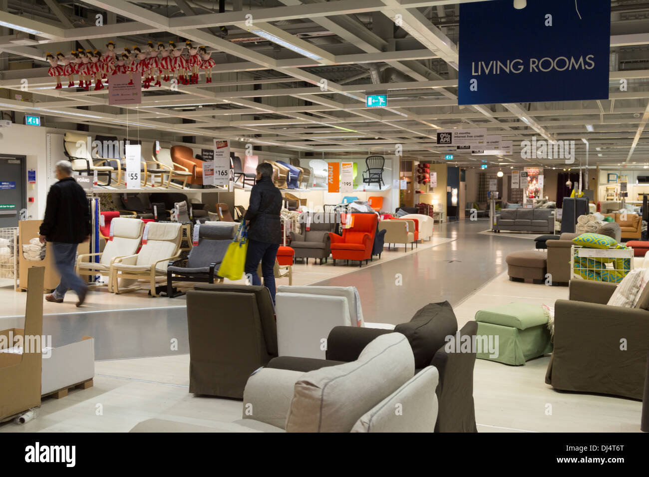 Ikea edmonton london stock photo royalty free image for Ikea shops london