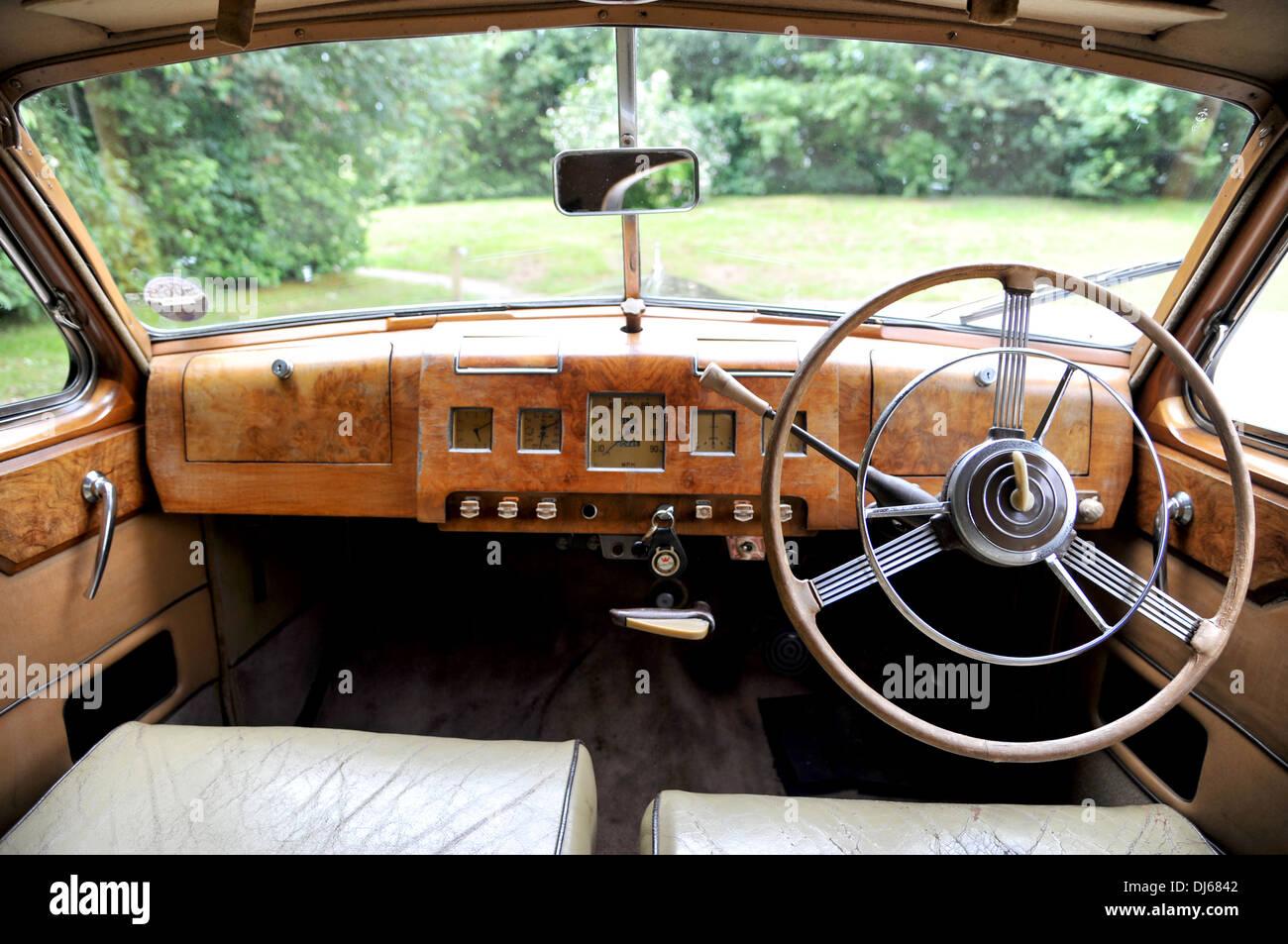 1953 Austin Sheerline Classic British Luxury Car Stock