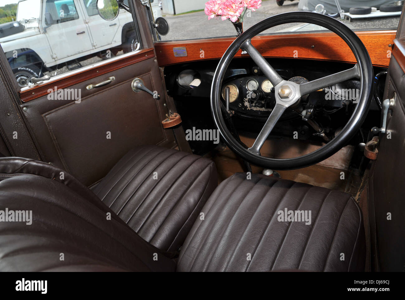 morris cowley vintage british classic car of the 1920s and 30s stock photo royalty free image. Black Bedroom Furniture Sets. Home Design Ideas