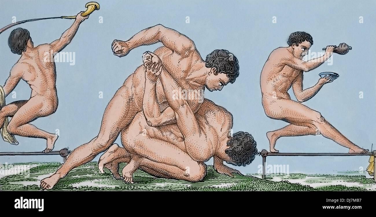 Секс Олимпийские Игры