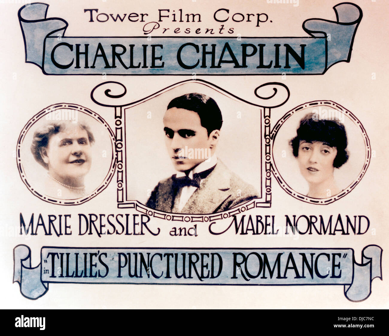 Marie Dressler, Charlie Chaplin and Mabel Normand, Movie ...