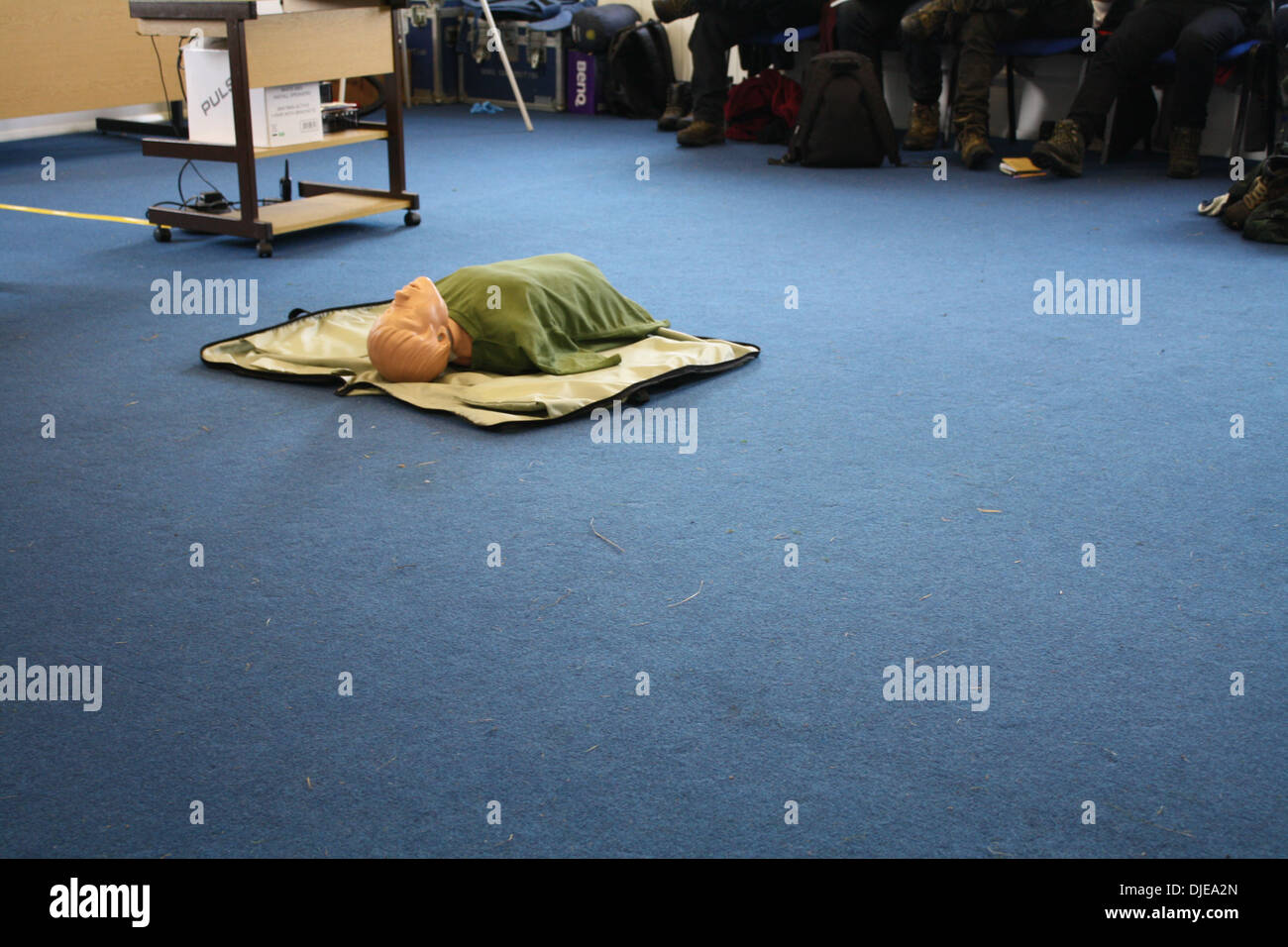 First aid course cpr training stock photo royalty free image first aid course cpr training xflitez Gallery