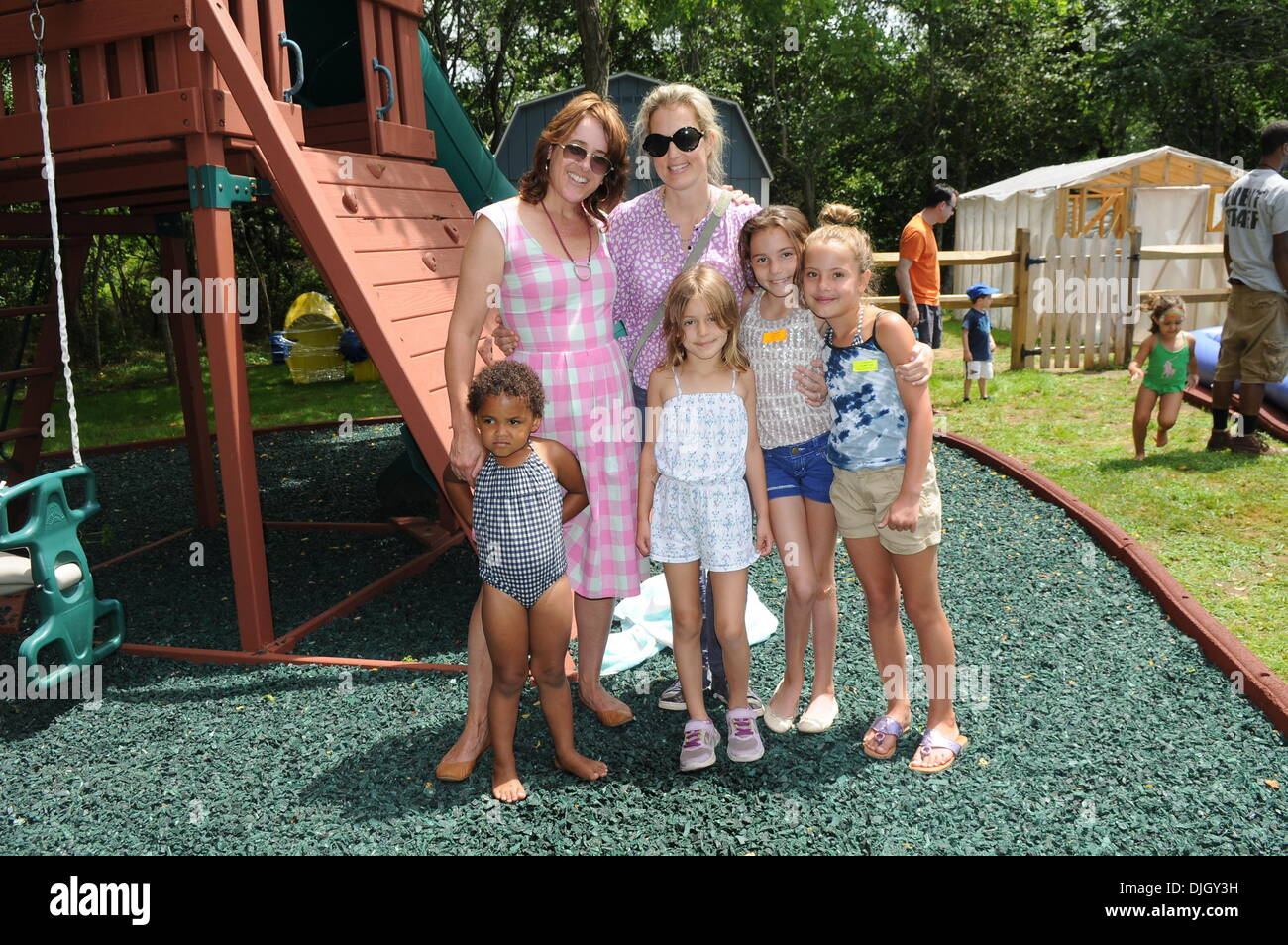 Alexandra Wentworth Alexandra Wentworth Aka Ali Wentworth And Her Children 4th Annual