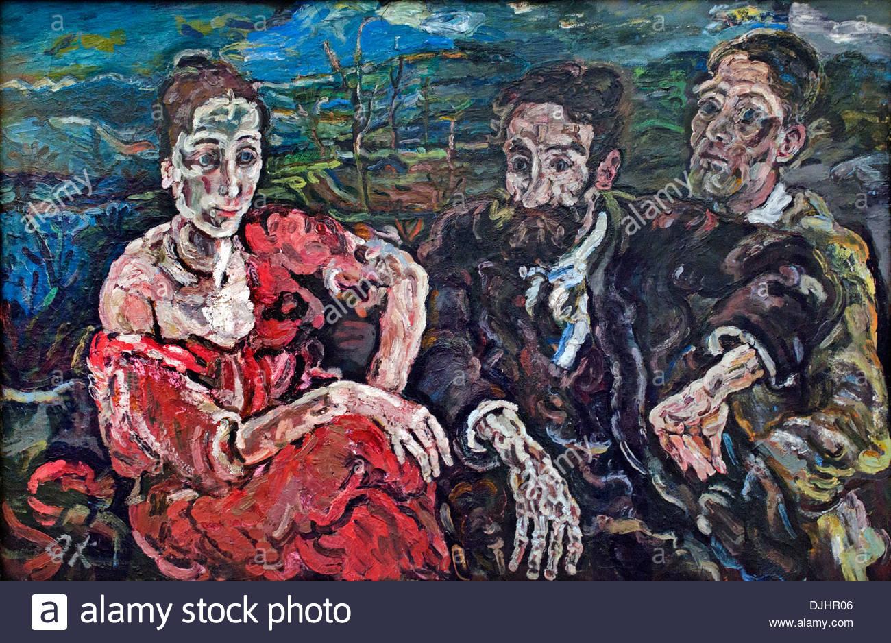 an introduction to the life of oskar kokoschka Self-portrait as degenerate artist by oskar kokoschka (1937) oil on canvas private collection, courtesy the scottish national gallery of modern art, edinburgh.