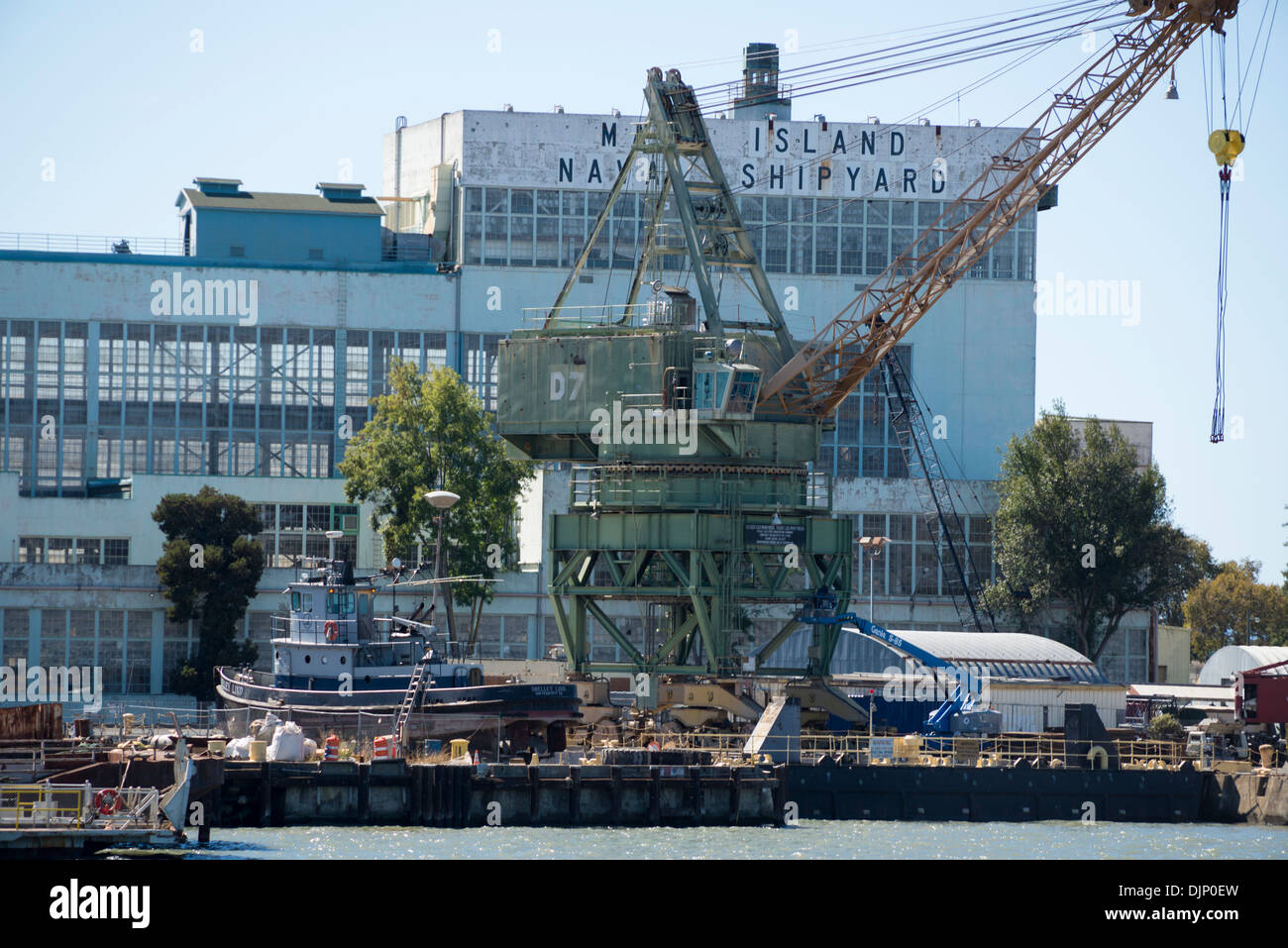 Where Is Mare Island Naval Shipyard