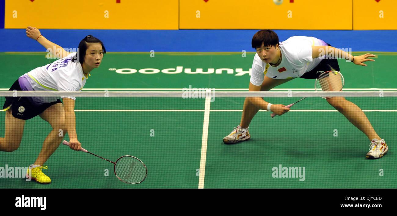 MACAO Dec 1 2013 Xinhua Yu Xiaohan R and