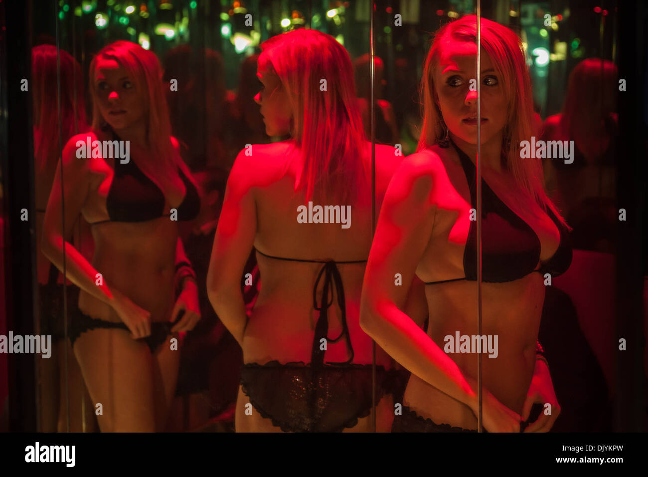 soho strip club