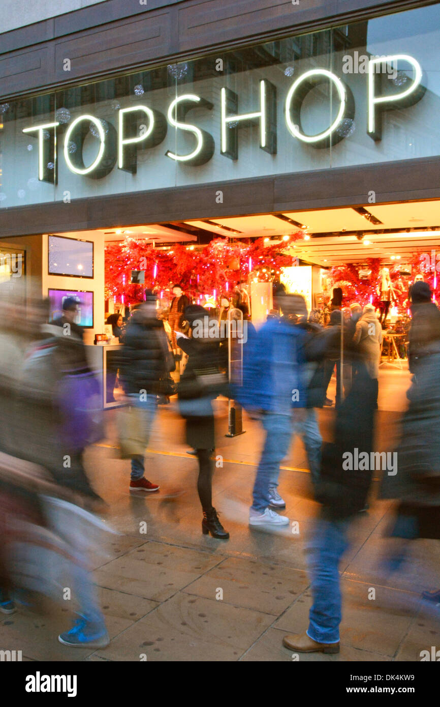 Topshop Forced To Pull Display Mannequins After Customer Shames