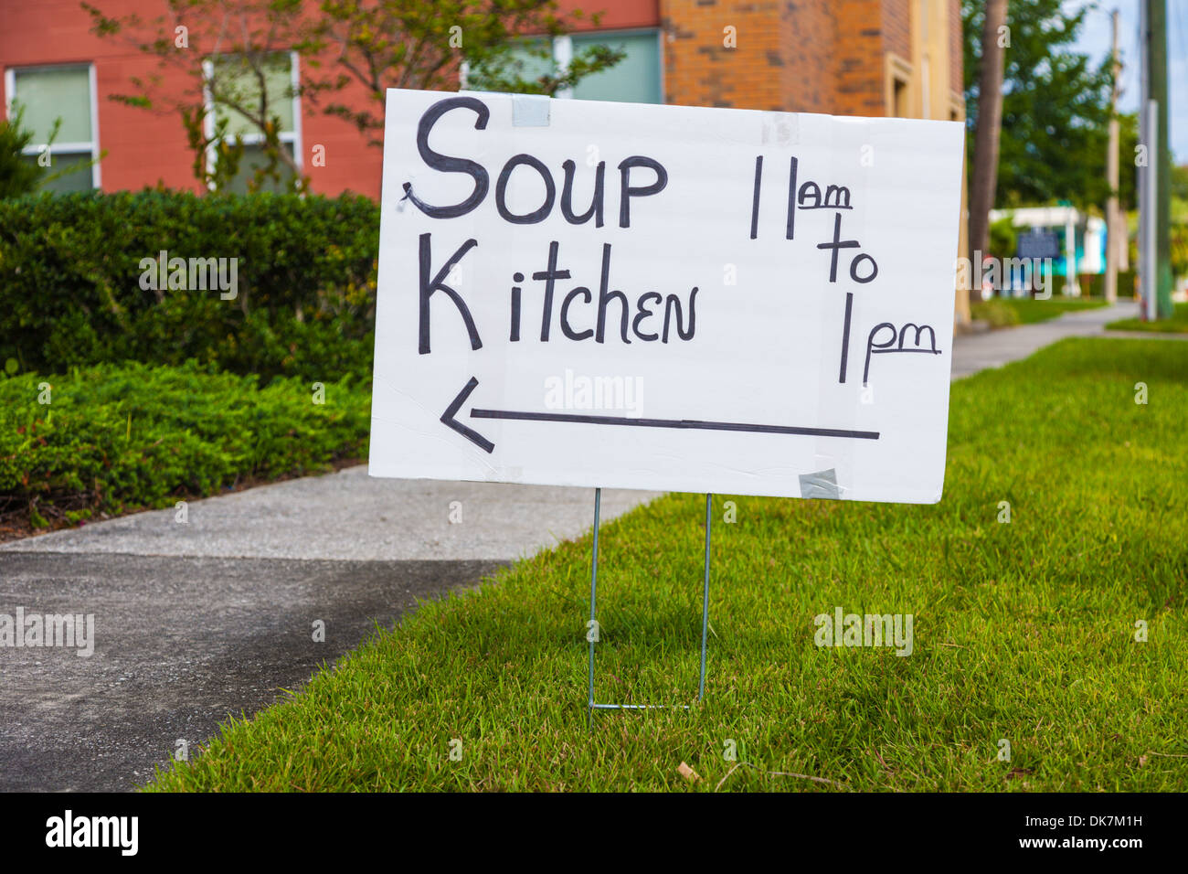 Soup Kitchen In Green Cove Springs Fl