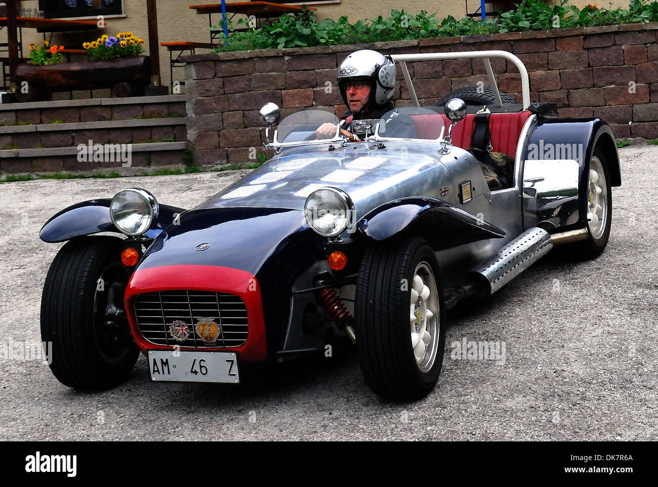 The Lotus Seven Is A Small Simple Lightweight Twoseater Open - Two seater sports cars